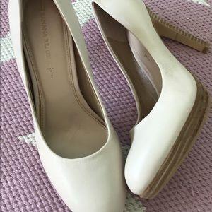 Never worn banana republic shoes
